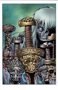 Ragnarok Breaking of Helheim #3 (of 6) Cvr A Simonson