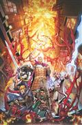 Dungeons & Dragons Infernal Tides #1 (of 5) Cvr A Dunbar (C: