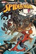 Marvel Action Spider-Man #12 Cvr A Tinto (C: 1-0-0)