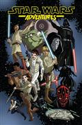 Star Wars Adventures Omnibus TP Vol 01 (C: 1-1-2)