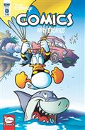 DISNEY-COMICS-AND-STORIES-8-CVR-A-FRECCERO-(C-1-0-0)