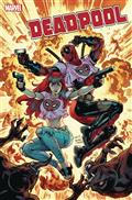 Deadpool #1 Gomez Mary Jane Var