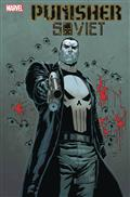 Punisher Soviet #1 (of 6) Burrows Var (MR)
