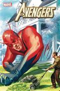 Avengers #26 Alex Ross Marvels 25Th Var