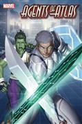 Agents of Atlas #4 (of 5)