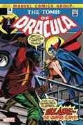 Tomb of Dracula #10 Facsimile Edition