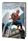 Amazing Spider-Man Straczynski Omnibus HC Vol 02