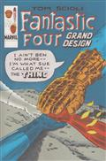 Fantastic Four Grand Design TP