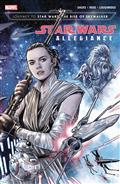 Journey Star Wars Rise Skywalker Allegiance TP Vol 01