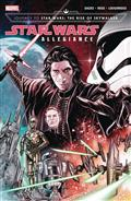 Journey Star Wars Rise Skywalker Allegiance TP Vol 01 Dm B V