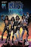 Kiss Zombies #1 Cvr C Buchemi