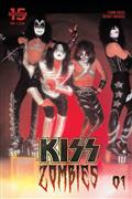 Kiss Zombies #1 Cvr D Photo