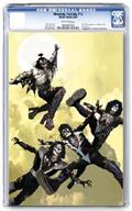 Kiss Zombies #1 Suydam CGC Graded (C: 0-1-2)