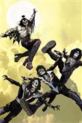 Kiss Zombies #1 Suydam Ltd Virgin Cvr (C: 0-0-1)