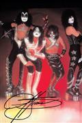 Kiss Zombies #1 Gene Simmons Sgn Virgin Photo Cvr (C: 0-1-2)