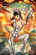 Bettie Page Unbound #8 Cvr A Royle