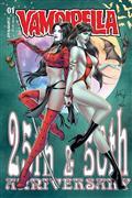 Vampirella #1 Tucci Exc Cvr