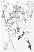 Vampirella #1 Tucci Exc Pure Pencil Ed