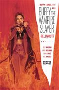 Buffy The Vampire Slayer #9 Cvr A Main Aspinall