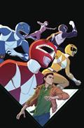 Go Go Power Rangers #25 Cvr A Main Jlou (C: 1-0-0)