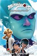Miraculous Tales Ladybug Cat Noir TP S2 Vol 11 Skating Ice