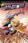 Mr Beaver #1 Verdugo Munoz Cvr B (MR)