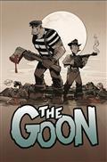 Goon #8 Parson Cardstock Var Cvr