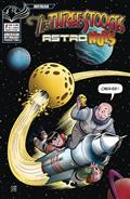 Three Stooges Astro Nuts #1 Cheese Cvr Shanower