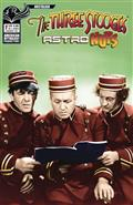 Three Stooges Astro Nuts #1 Photo Cvr