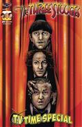 Three Stooges Tv Time Larocque Cvr