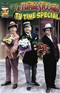 Three Stooges Tv Time Photo Cvr
