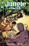 JUNGLE-COMICS-2-(OF-4)-CVR-A-SHANNON
