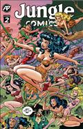 JUNGLE-COMICS-2-(OF-4)-CVR-B--MEUGNIOT-VAR