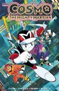 Cosmo Mighty Martian #1 (of 5) Cvr D Spaziante