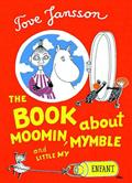BOOK-ABOUT-MOOMIN-MYMBLE-LITTLE-MY-HC
