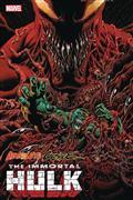 DF Absolute Carnage Immortal Hulk #1 Hotz Sgn (C: 0-1-2)