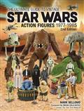 Ult Guidevintage Star Wars Action Figures 1977-85 2Nd Ed (C: