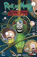 Rick & Morty vs D&D II Painscape #3 Cvr A Ito (MR)