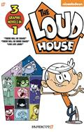LOUD-HOUSE-3IN1-GN-VOL-01