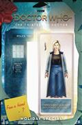 Doctor Who 13Th Holiday Special #1 Cvr C Action Figure
