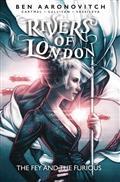Rivers of London Fey & The Furious #1 Cvr A Dittman (MR)