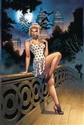Van Helsing vs Draculas Daughter #4 (of 5) Cvr C Ortiz