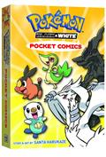 Pokemon Pocket Comics Black & White GN (C: 1-0-0)