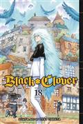 Black Clover GN Vol 18 (C: 1-1-2)