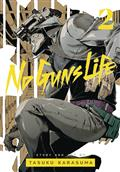 No Guns Life GN Vol 02 (C: 1-1-2)
