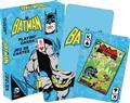 DC Heroes Retro Batman Playing Cards (C: 1-1-2)