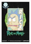Rick And Morty Pastel Rick Pin (C: 1-1-2)