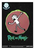 Rick And Morty Spinner Vortex Morty Pin (C: 1-1-2)
