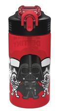Star Wars Red Park Straw Bottle (C: 1-1-2)