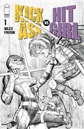 Kick-Ass vs Hit-Girl #1 (of 5) Cvr B Romita Jr (MR)